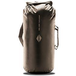 Aqua Quest Mariner Backpack - 100% Waterproof - 30L - Black