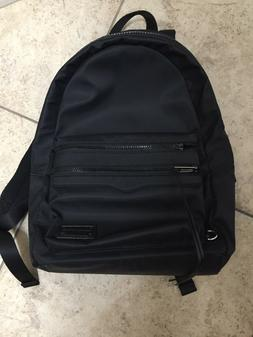 Rebecca Minkoff Medium Black Nylon Backpack - NEW