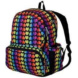 Wildkin 17 Inch Backpack, Durable Backpack with Padded Strap