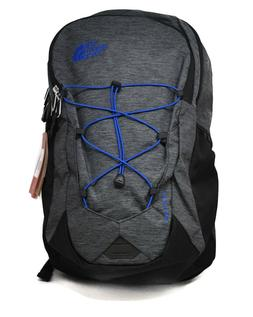 The North Face Men Jester Backpack in TNF Black Heather/TNF