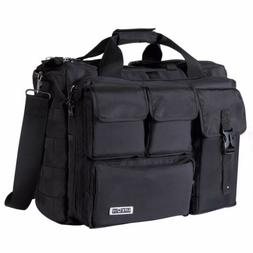 "Lifewit 17"" Men Large Laptop Backpack Travel Business Comput"