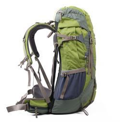Men Rucksack Equipment Hiking Gear Camping Trekking Travel