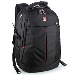 """Swiss Gear Men's 15.6"""" Business Travel Laptop Backpack Sch"""