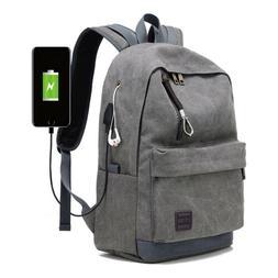 """Men's Backpack Notebook 15.6"""" Laptop Backpack Shoulder Hikin"""