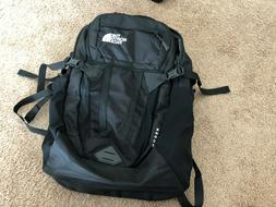 The North Face Men's Recon Backpack TNF Black New Other!