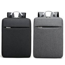 "Men's Travel 15.6"" Laptop Backpack Business Computer Rucksac"