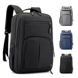 Men's Travel Rucksack Laptop Backpack Shoulder Notebook Spor