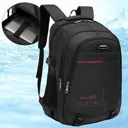 Men Waterproof Travel Gear Backpack 15.6 inch Laptop Hiking