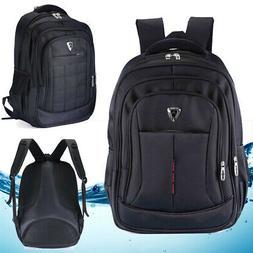 Men Women Casual 17 inch Laptop Backpack Notebook Travel Sch