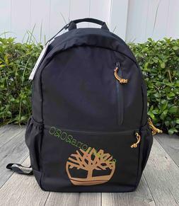 Timberland Men's   Backpack Black Big Logo TB0A2G33 001