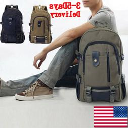 Mens Boys Large Backpack Rucksack Work Sports Travel Hiking