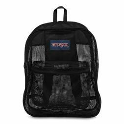 JanSport Mesh Pack Backpack 100% Polyester Fashion Day Bag f