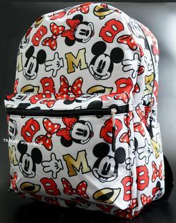 Disney Mickey Mouse & Minnie Mouse Kawaii All Over Print Lar