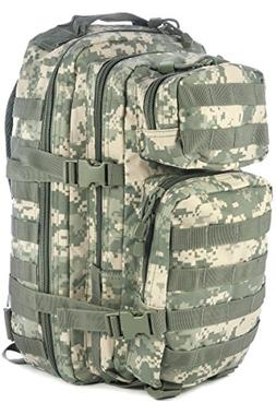 Mil-Tec Military Army Patrol Molle Assault Pack Tactical Co