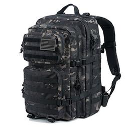 REEBOW GEAR Military Tactical Backpack Large Army 3 Day Assa