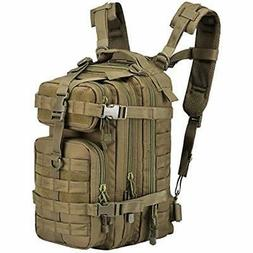 Military Tactical Assault Pack Backpack Army Waterproof Bug
