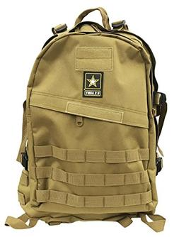 US Army Military Tactical Assault Backpack Rucksack Molle Da