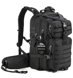 Military Tactical Backpack Army MOLLE Bug Out Bag Pack Survi