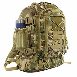 ARMYCAMOUSA Military Tactical Backpack, Large 3 Day Army Mol
