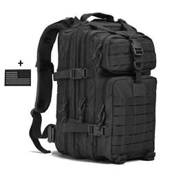 Military Tactical Backpack Oxford Sport Bag 30L Camping Trav