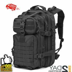 Military Tactical Backpack Pack Assault Army Molle Bug Out B