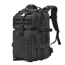 Military Tactical Backpack,Small Army Assault Pack Molle Bug