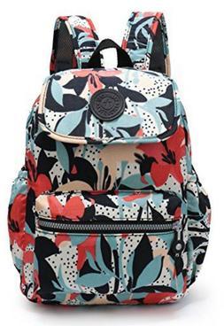 Mini Backpack Purse for Women Small Waterproof Fashion Nylon
