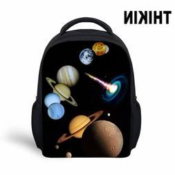 THIKIN Mini Schoolbags for Kindergarten Galaxy /Universe/Pla