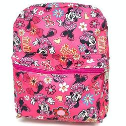 minnie mouse 12 allover small backpack 15286
