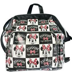 Disney Minnie Mouse Mini Shopper Travel Backpack Woman Teens