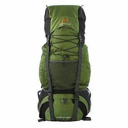 MPG Alpine 3600 60L Internal Frame Hiking Backpack Scout Bac