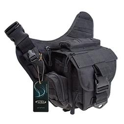 G4Free Multi-functional Tactical Messenger Bag Utility Pouch