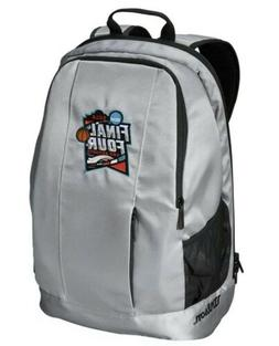 NCAA Basketball 2018 Mens Final Four Backpack New Silver Wil