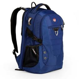 "New SWISSGEAR 18"" ScanSmart TSA Laptop Backpack - Blue"