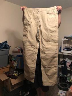New 5.11 Tactical #74273 Taclite Cargo Pants Mens 36 x 36
