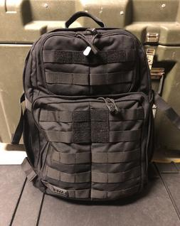 NEW_5.11 Tactical RUSH 24 Backpack BLACK