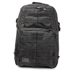 NEW! 5.11 Tactical RUSH24 Tactical Backpack - Black