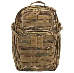 NEW! 5.11 Tactical RUSH24 Tactical Backpack - MultiCam