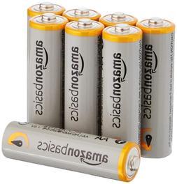 AmazonBasics AA Performance Alkaline Batteries - 48 Pack Exp