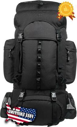 New Camping Frame Backpack Explorer 4000 Backpack For Backpa