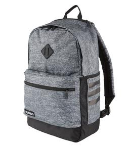"""Adidas Core Classic 3-Stripes 15.4""""  laptop Backpack Grey"""