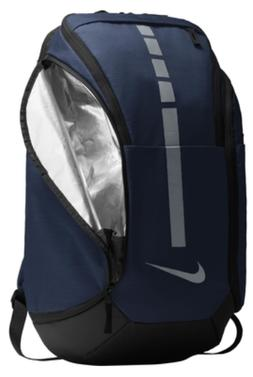 NEW Nike Elite Hoops Pro Basketball Backpack Navy/Black Gym