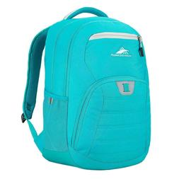 NEW High Sierra Everyday Backpack Teal Book Computer Bag Ove
