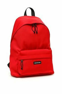 NEW Balenciaga explorer backpack 503221 9TY55 Bright Red 191