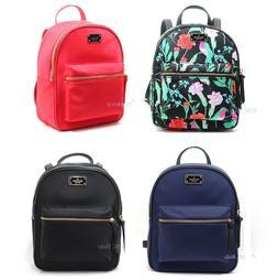 New Kate Spade Wilson Road Small Bradley Nylon Backpack