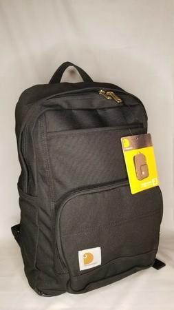 New Carhartt Legacy Series Classic Work Pack Backpack Black