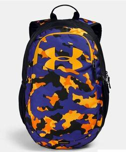 NEW NWT Under Armour Youth Scrimmage 2.0 Backpack Brasilia P