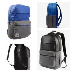 New Nike Jordan Pivot Color Block Large Backpack Bag Black o