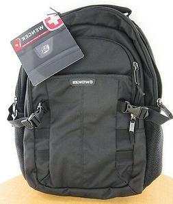 "New  Wenger 'Response' 16"" Computer Backpack -  Black - New"