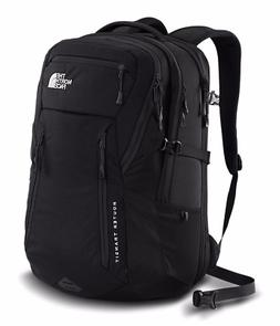 NEW The North Face Router Transit BLACK 41L TSA Friendly Lap
